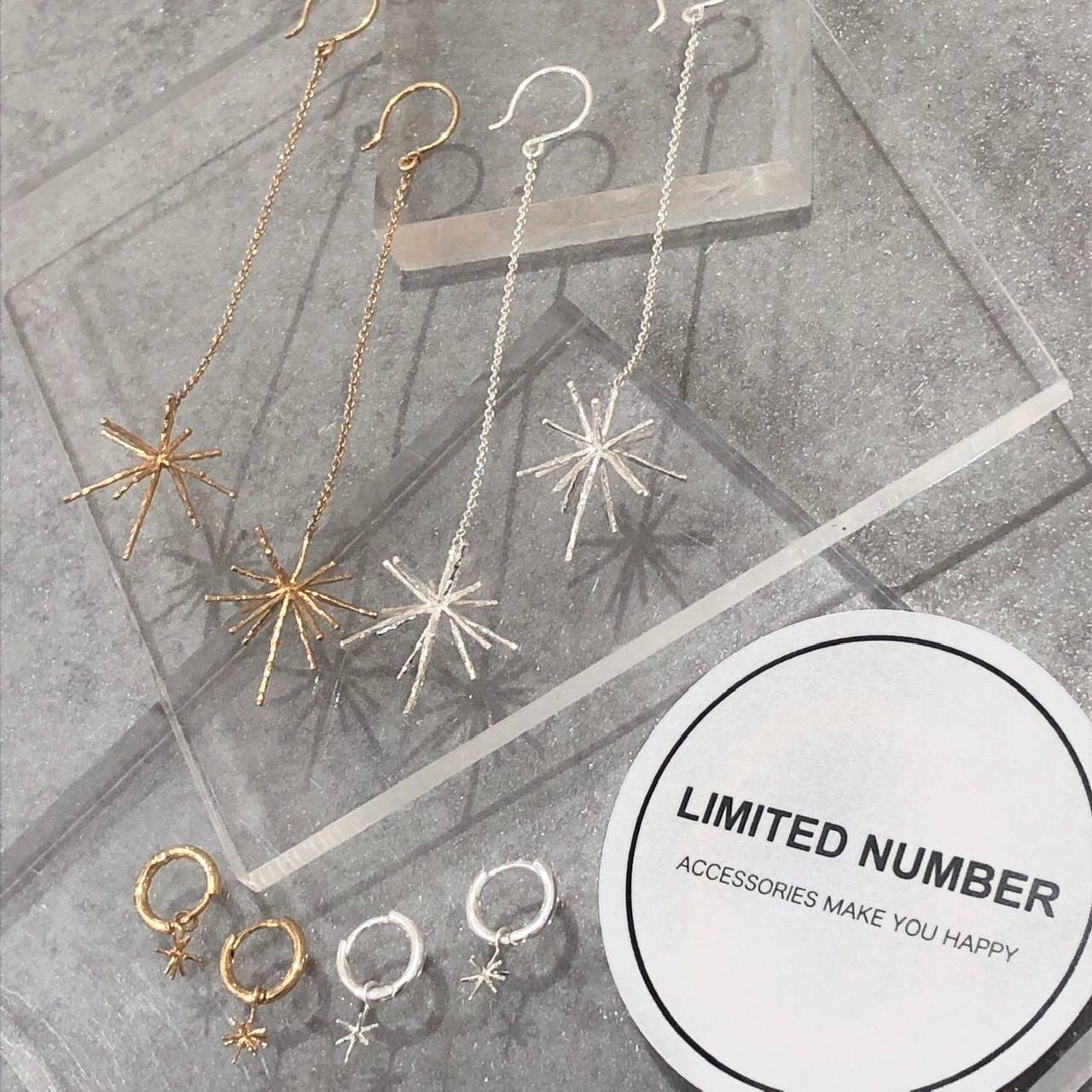 LIMITED NUMBER新作