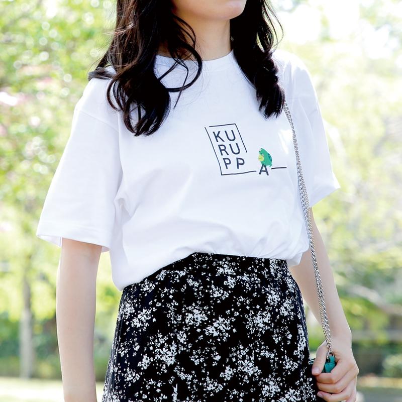 久留米オリジナルTシャツをゲットしよう「kurumerian(くるめりあん)」が期間限定で、初出店!