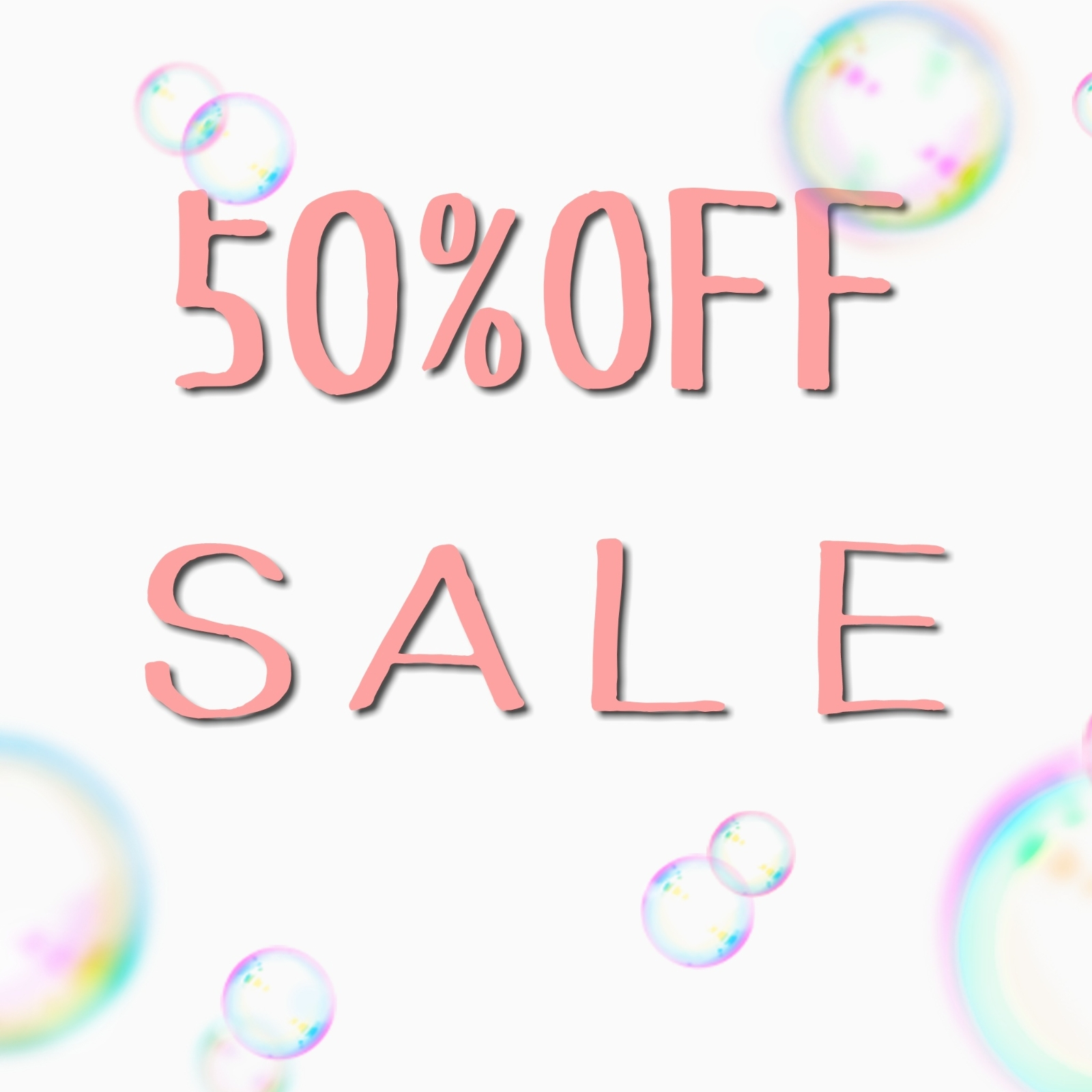 50%offsale*.