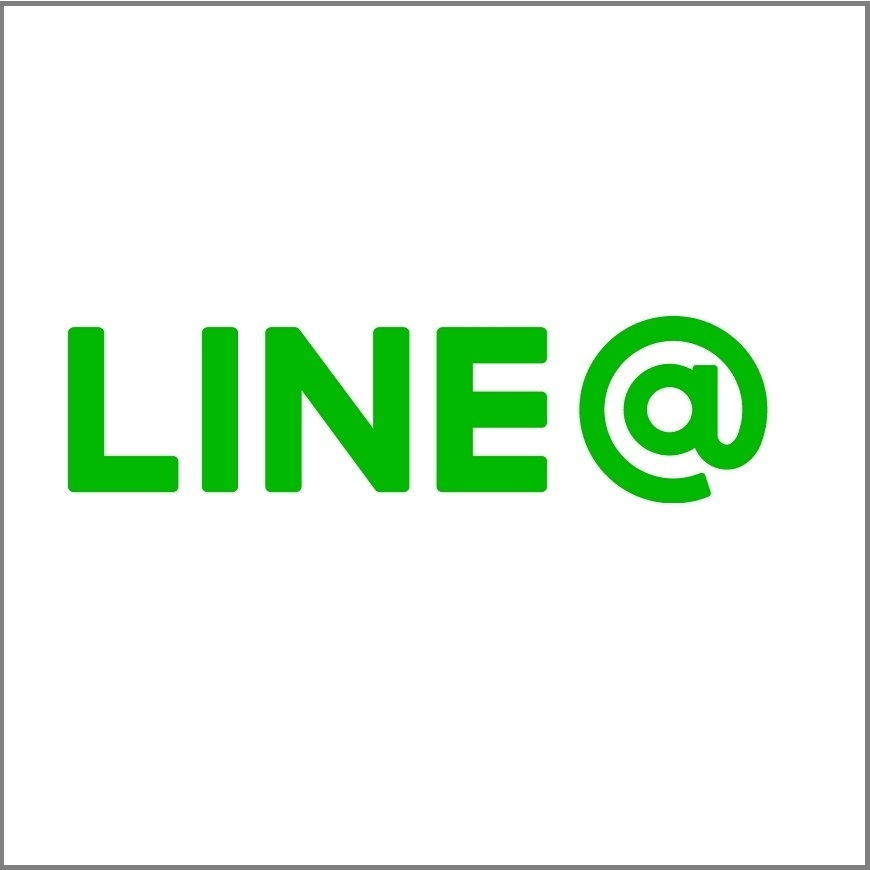 LINE@お友達限定!抽選で100名様に500円分の商品券が当たる!